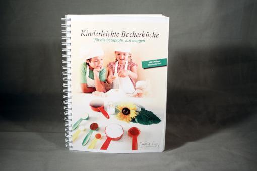 Kinderleichte Becherküche (Begleitheft in Kurzschrift)