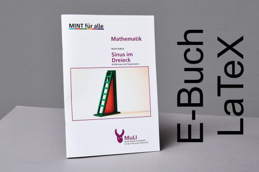 "Heft E-Buch LaTeX ""Sinus im Dreieck - Einführung in die Trigonometrie"""
