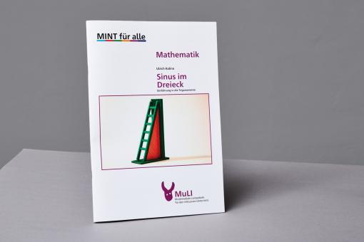"""Heft Printversion """"Sinus im Dreieck - Einführung in die Trigonometrie"""""""