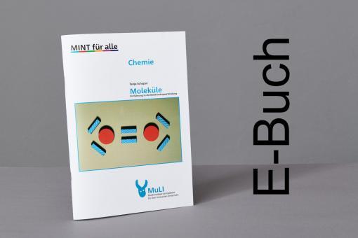 "Heft E-Buch ""Moleküle - Einführung in die Elektronenpaarbindung"""