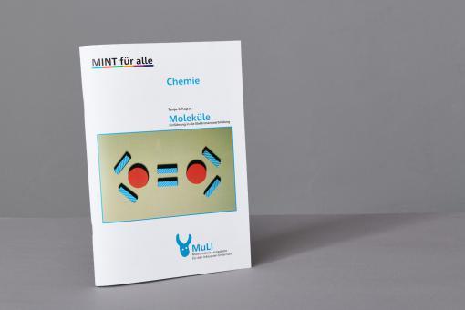 """Heft Printversion """"Moleküle - Einführung in die Elektronenpaarbindung"""""""