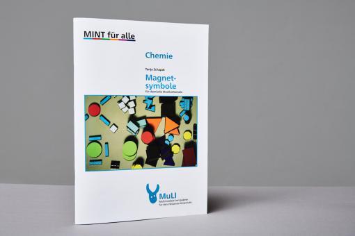 """Heft Printversion """"Magnetsymbole für chemische Strukturformeln"""""""