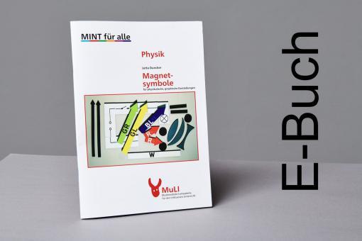 """Heft E-Buch """"Magnetsymbole für physikalische, graphische Darstellungen"""""""