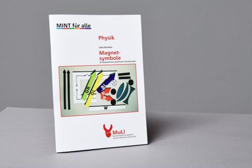 """Heft Printversion """"Magnetsymbole für physikalische, graphische Darstellungen"""""""