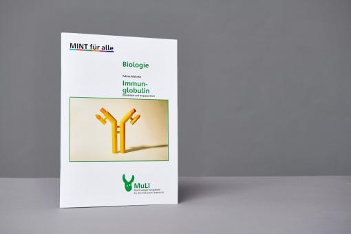 """Heft Printversion """"Immunglobulin – Variabilität und Angepasstheit"""""""