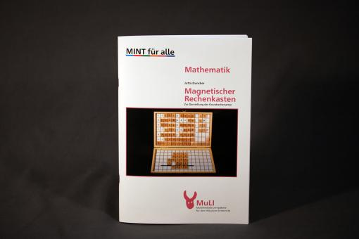 """Heft Printversion """"Magnetischer Rechenkasten - Zur Darstellung der Grundrechenarten"""""""