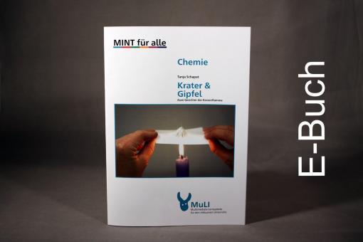 """Heft E-Buch """"Krater und Gipfel - Zwei Gesichter einer Kerzenflamme"""""""