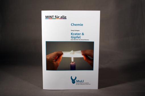 """Heft Printversion """"Krater und Gipfel - Zwei Gesichter einer Kerzenflamme"""""""