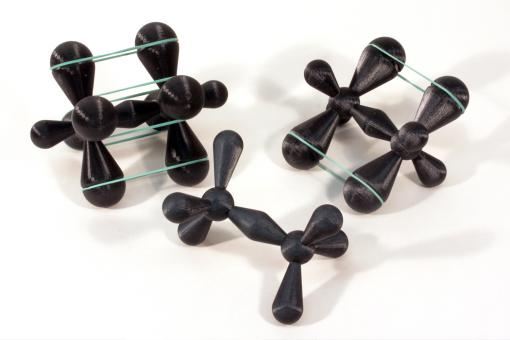3D-Modelle Orbitale