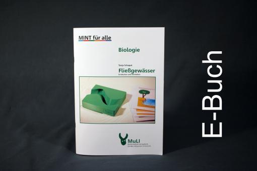 """Heft E-Buch """"Fließgewässer - Im Wechselspiel der Kräfte"""""""